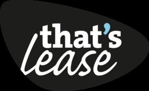 logo van That's Lease. Opdrachtgever voor foome
